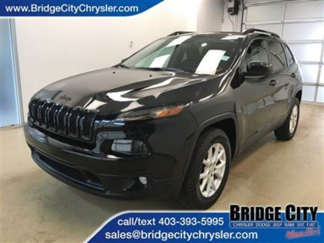 2015 JEEP CHEROKEE North in Lethbridge, Alberta