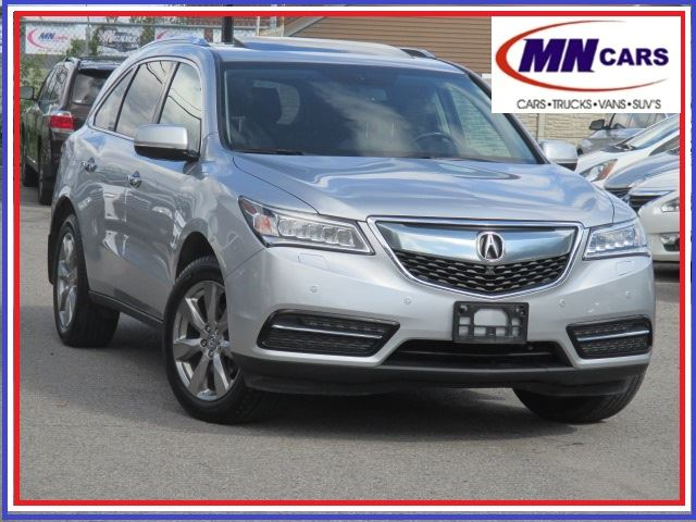 2014 ACURA MDX SH-AWD 6-Spd AT w/Advance Package in Ottawa, Ontario