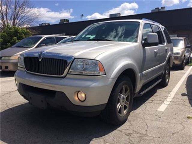 2004 LINCOLN AVIATOR Ultimate AS IS !!!! in Concord, Ontario