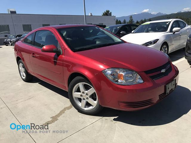 2010 CHEVROLET COBALT LT w/1SA A/T Local One Owner A/C Power Lock Pow in Port Moody, British Columbia