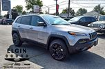 2018 Jeep Cherokee Trailhawk Leather Plus in St Thomas, Ontario