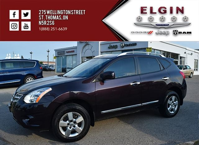 2011 NISSAN ROGUE S in St Thomas, Ontario