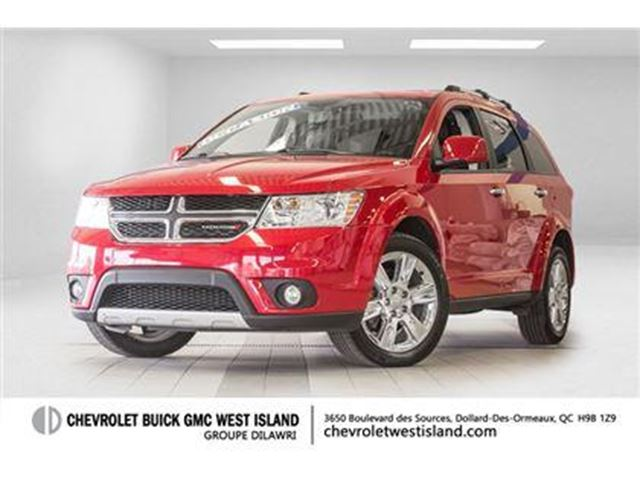 2014 Dodge Journey R/T in Dollard-Des-Ormeaux, Quebec