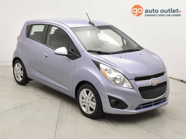 2015 CHEVROLET SPARK 1LT in Red Deer, Alberta