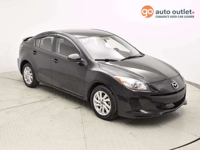 2013 MAZDA MAZDA3 GS-SKY in Red Deer, Alberta