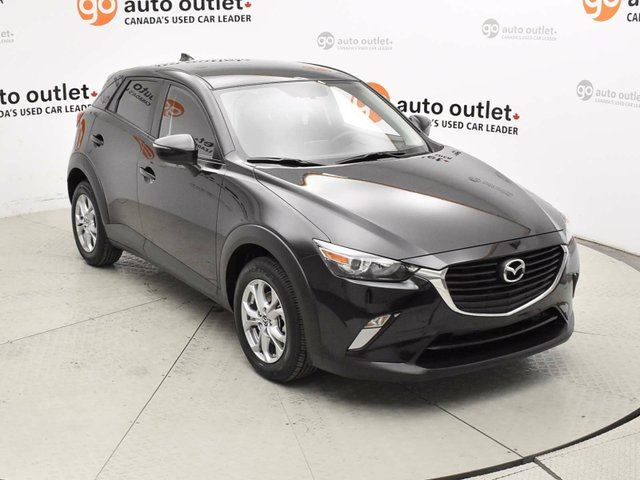 2017 MAZDA CX-3 GS in Red Deer, Alberta