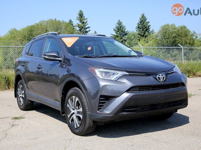 2016 TOYOTA RAV4 LE 4dr All-wheel Drive in Red Deer, Alberta