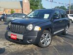 2007 Jeep Compass Limited 4x4,LEATHER,SUNROOF in Dunnville, Ontario