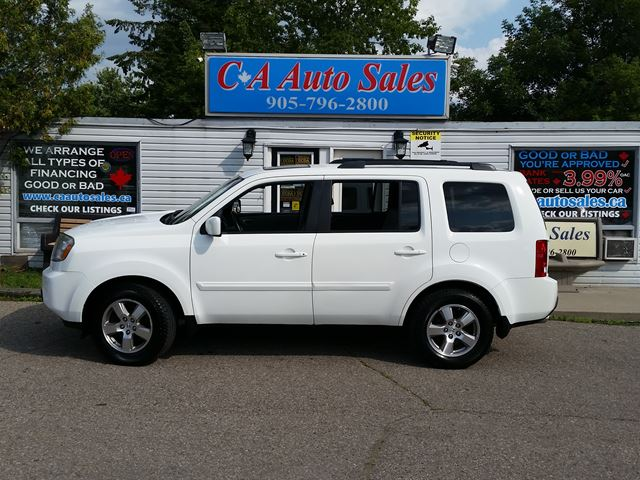 2009 honda pilot ex l want to trade your car for this brampton ontario car for sale 2850552. Black Bedroom Furniture Sets. Home Design Ideas