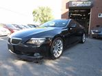 2008 BMW 6 Series 650i / COUPE / NAVI / SPORT PACKAGE in Ottawa, Ontario