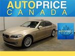 2011 BMW 5 Series X-DRIVE NAVIGATION XENON MOONROOF in Mississauga, Ontario