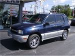2002 Chevrolet Tracker Dynamite little 4X4 !!! in Welland, Ontario