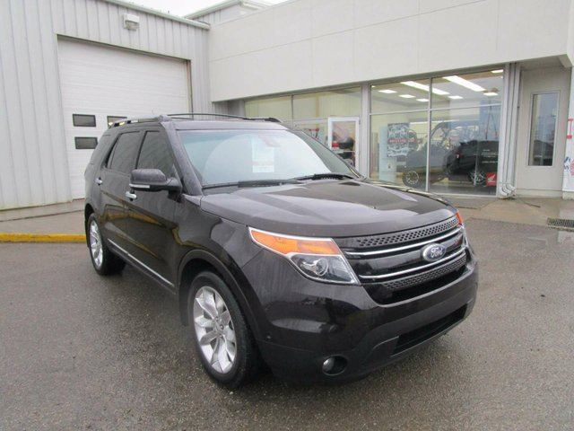 2014 Ford Explorer Limited 4dr 4x4 in Edson, Alberta