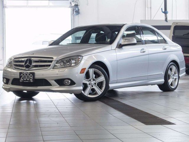 2009 MERCEDES-BENZ C-CLASS Premium 4MATIC in Kelowna, British Columbia