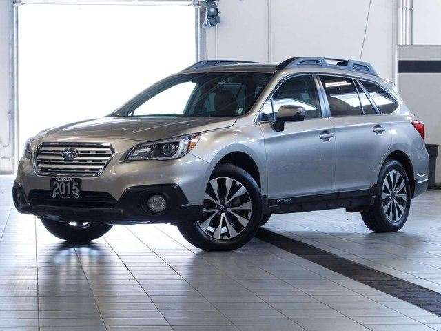 2015 SUBARU OUTBACK Limited with Technology and EyeSight in Kelowna, British Columbia