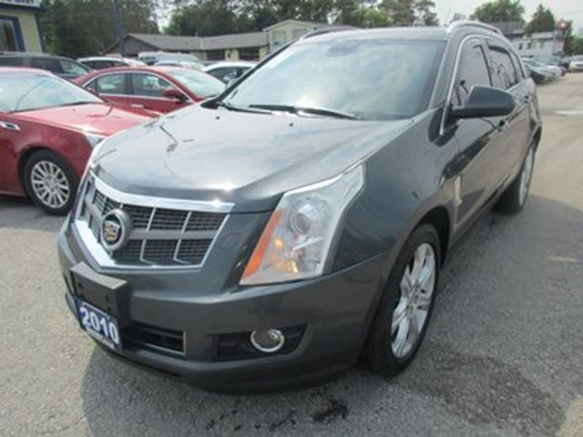 2010 CADILLAC SRX LOADED AWD 5 PASSENGER 2.8L - V6.. LEATHER.. HE in Bradford, Ontario