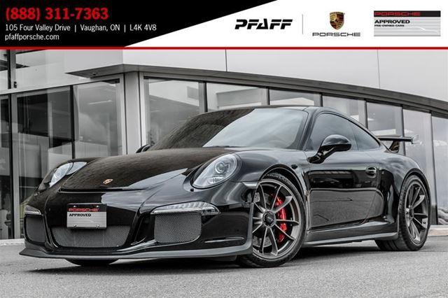 2014 PORSCHE 911 GT3 in Woodbridge, Ontario