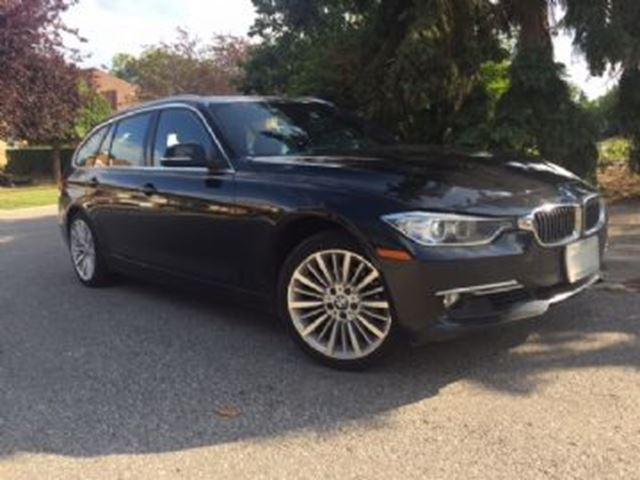2015 BMW 3 Series 4dr Touring Wgn 328i xDrive AWD in Mississauga, Ontario