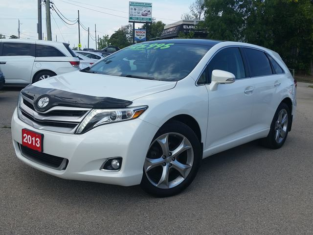 2013 TOYOTA VENZA LE - AWD - NAVI - BACKUP CAMERA - LOADED - LEATHER in Beamsville, Ontario