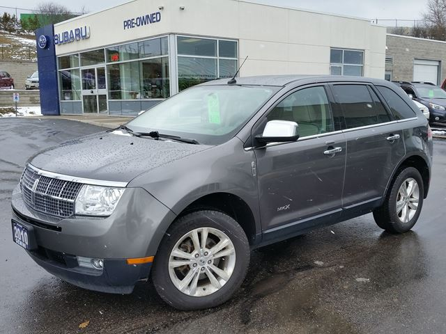 2010 LINCOLN MKX AWD in Kitchener, Ontario