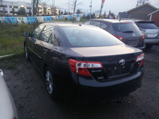 2012 TOYOTA Camry LE Navigation in Bolton, Ontario