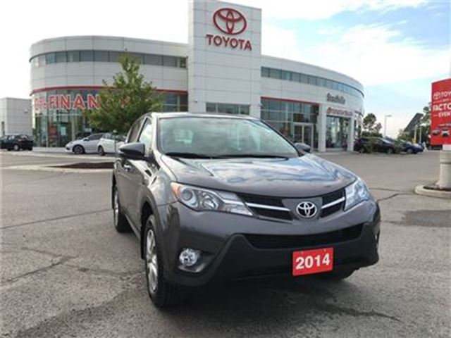 2014 Toyota RAV4 LE AWD - Toyota Certified, 160-Point Inspection Pa in Stouffville, Ontario