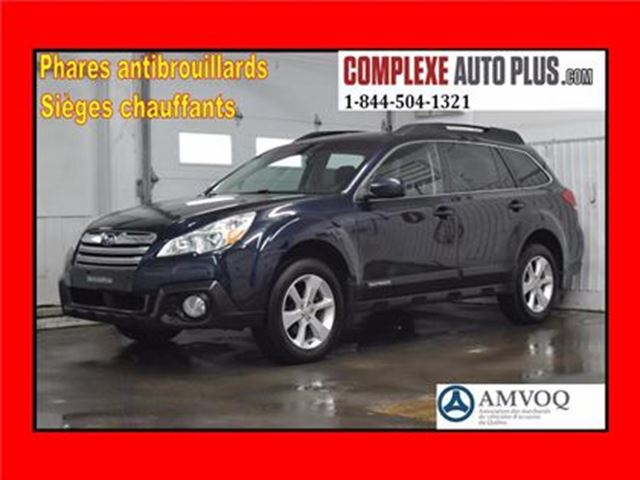 2013 SUBARU OUTBACK 2.5i Touring *Toit ouvrant/Mags/Bluetooth in Saint-Jerome, Quebec