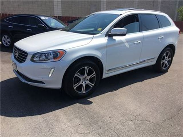 2015 VOLVO XC60 T6 Premier Plus, Auto, Leather, Pano Roof, AWD in Burlington, Ontario
