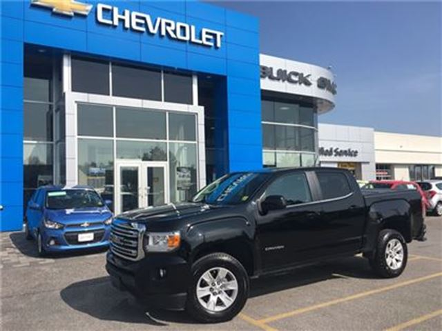 2016 GMC CANYON SLE REMOTE START REAR CAMERA ONE OWNER!!! in Orillia, Ontario