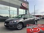 2016 Kia Forte LX+ KIA CERTIFIED PRE-OWNED in Cambridge, Ontario