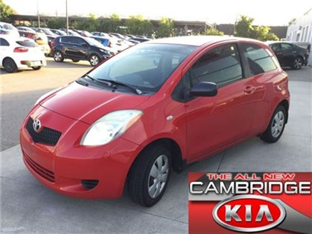 2007 TOYOTA YARIS ** SALE PENDING ** in Cambridge, Ontario