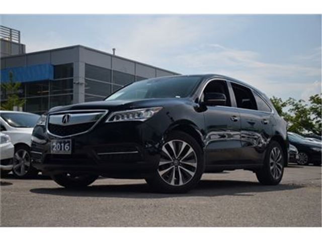 2016 ACURA MDX Navi in Thornhill, Ontario