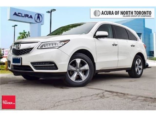 2015 ACURA MDX at Bluetooth Heated Seats Rear View CAM in Thornhill, Ontario