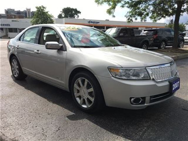 2007 LINCOLN MKZ Base in Burlington, Ontario