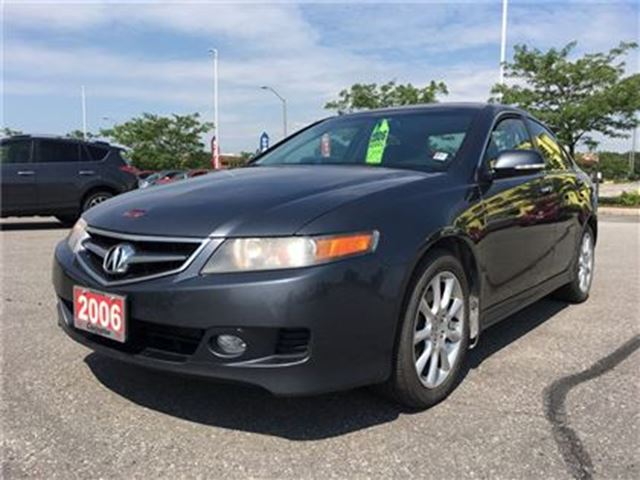 2006 ACURA TSX Leather Roof NICE KM! in Bowmanville, Ontario