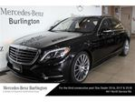 2016 Mercedes-Benz S550 4matic Sedan (LWB) in Burlington, Ontario