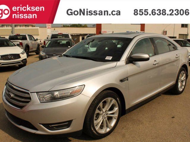 2013 FORD Taurus SEL- AWD, LEATHER, NAVIGATION, MINT CONDITION in Edmonton, Alberta