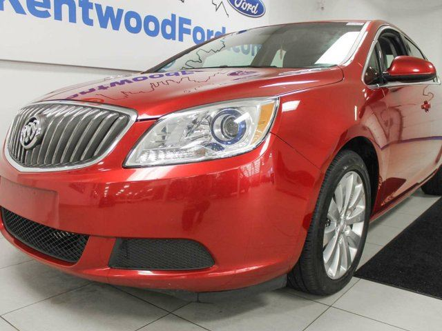 2016 BUICK VERANO Verano- Come down and take a look for yourself. You won't be disappointed! in Edmonton, Alberta