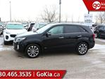 2014 Kia Sorento SX AWD, HEATED FRONT / REAR SEATS, COOLED SEATS, HEATED WHEEL, NAVI, BACKUP CAM, PARORAMIC SUNROOF, USB / AUX in Edmonton, Alberta