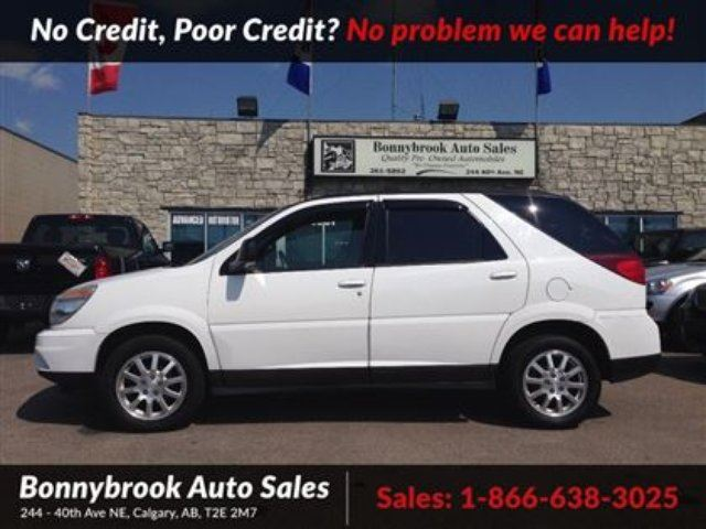 2006 BUICK RENDEZVOUS CX LEATHER HEATED SEATS in Calgary, Alberta