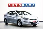 2013 Hyundai Elantra NAVIGATION LEATHER SUNROOF BACKUP CAM in North York, Ontario