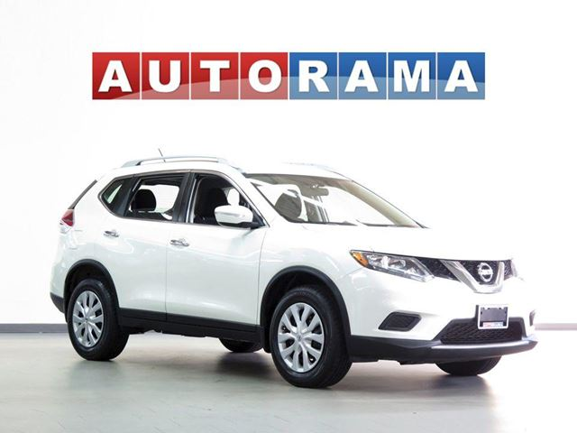 2015 Nissan Rogue 4WD BLIETOOTH BACKUP CAM in North York, Ontario