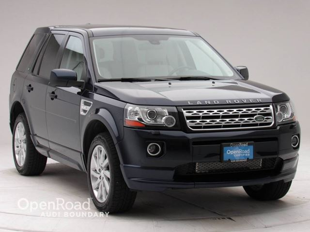 2015 LAND ROVER LR2 AWD 4dr HSE LUXURY in Vancouver, British Columbia