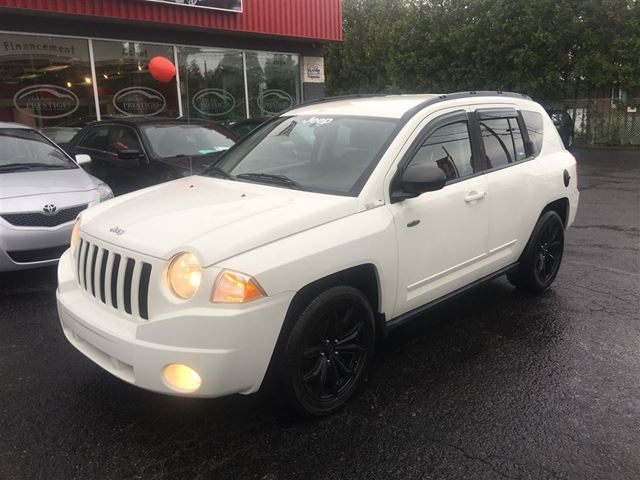 2010 Jeep Compass Sport/North ***CREDIT 100% APPROUVE*** in Saint-Lin-Laurentides, Quebec