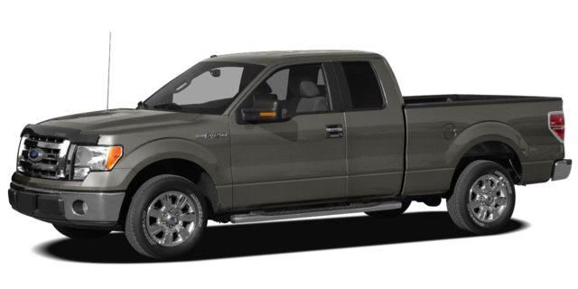 2010 Ford F-150           in Perth, Ontario