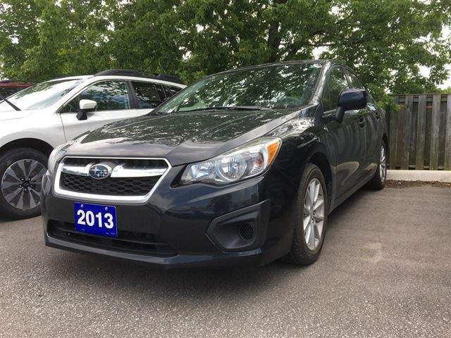 2013 Subaru Impreza 2.0i Touring Package 2.0i Touring Package in Richmond Hill, Ontario