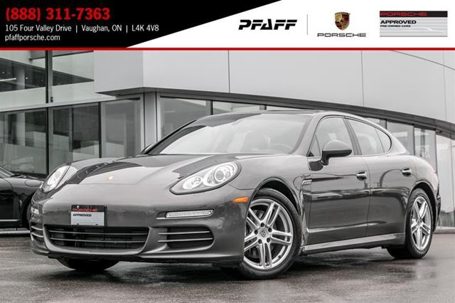 2014 PORSCHE PANAMERA 4 in Woodbridge, Ontario
