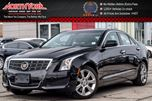 2014 Cadillac ATS  AWD Sunroof BOSE Heat Frnt.Seats Sat Radio Backup_Cam 17Alloys  in Thornhill, Ontario