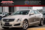 2014 Cadillac ATS  AWD Sunroof BOSE Backup_Cam Heat Frnt.Seats Sat Radio 17Alloys  in Thornhill, Ontario