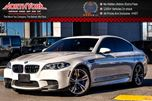 2014 BMW M5 Exec.,Driver Assist+ Pkgs Sunroof Leather H/K Audio 20Alloys in Thornhill, Ontario